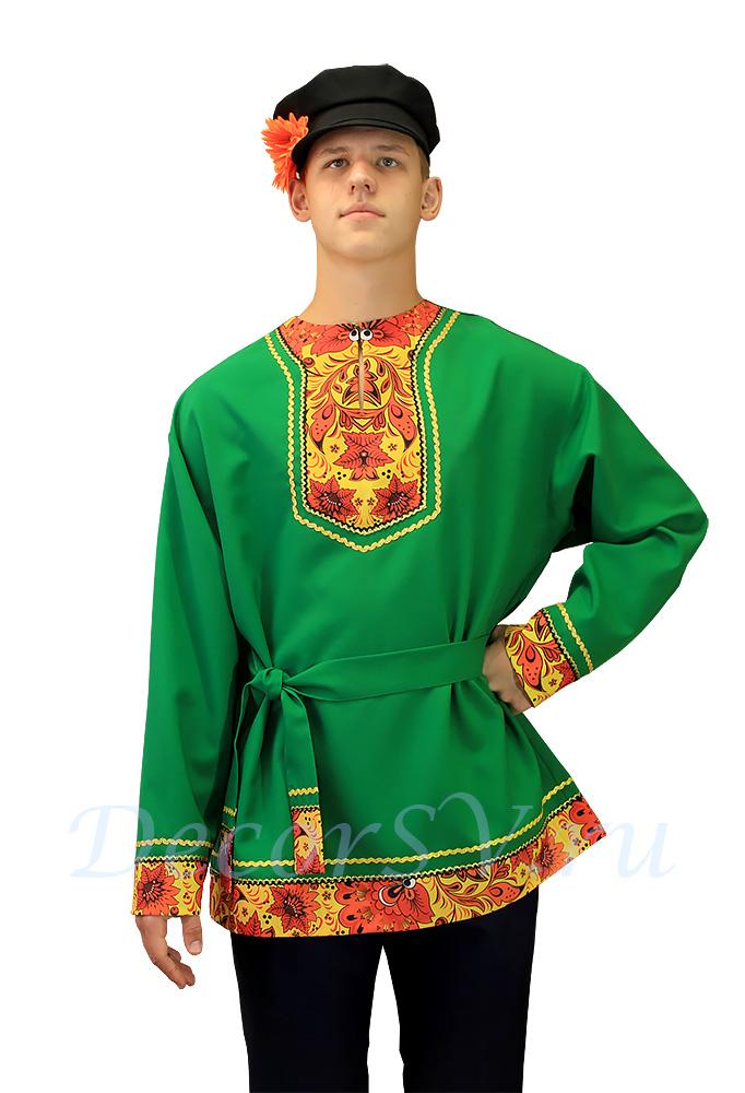 2e494ca8e0e4 Рубаха русская народная с рисунком