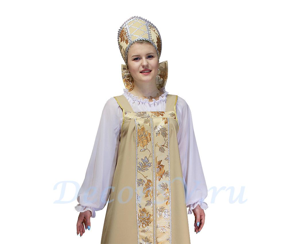 7ad72cc03b3 Блузы для русских народных и национальных костюмов